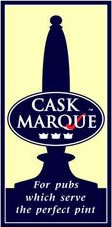 Cask Marque - For pubs which serve the perfect pint - Call in to the Prince of Wales Pub Weybridge Surrey for a great pint